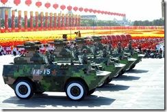 反坦克导弹方队