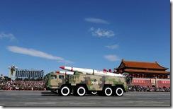某新型常规导弹方队