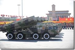 陆基巡航导弹方队