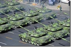 坦克第二方队