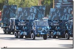 机动雷达方队